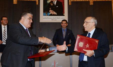 اتفاقية شراكة وتعاون بين جامعة ابن زهر والمجلس الأعلى للتربية